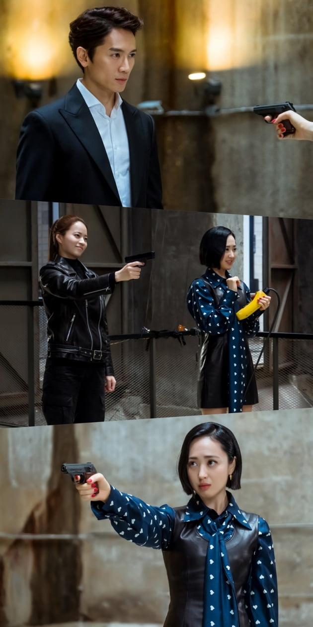'악마판사' 김민정./ 사진=tvN