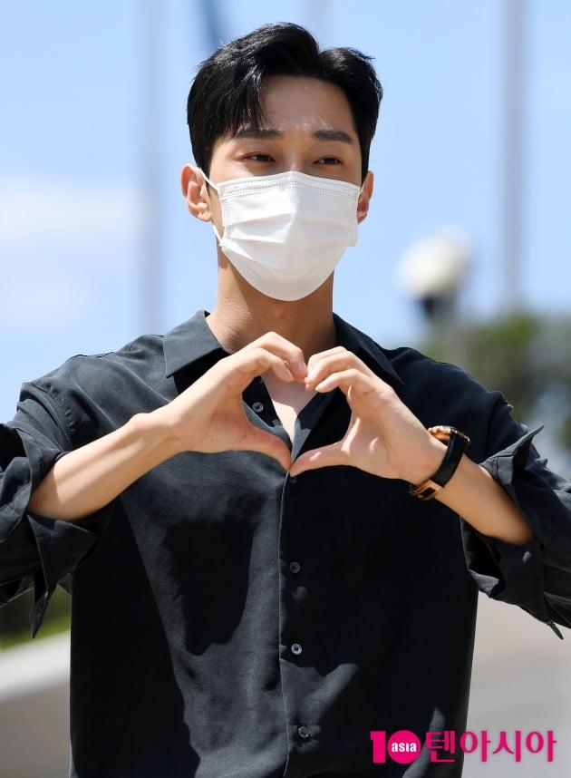 [TEN 포토] 진영 '해커 '강선호' 사랑이 필요합니다'(경찰수업)