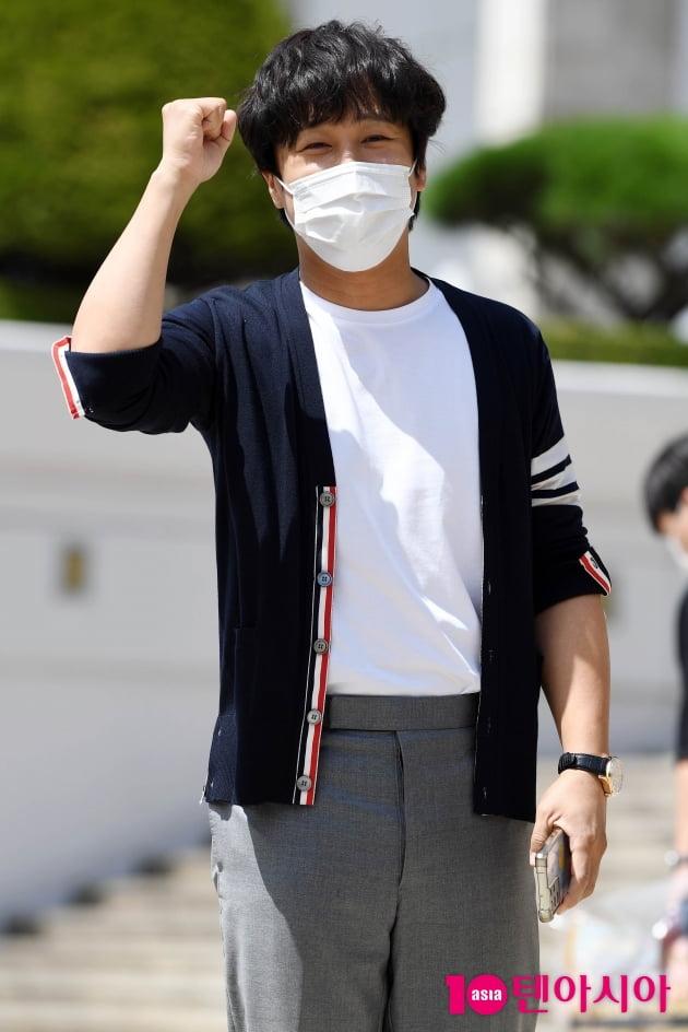[TEN 포토] 차태현 '경찰수업 기대해주세요'