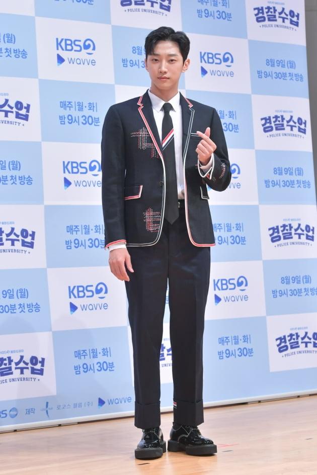 '경찰수업' 진영/ 사진=KBS2 제공
