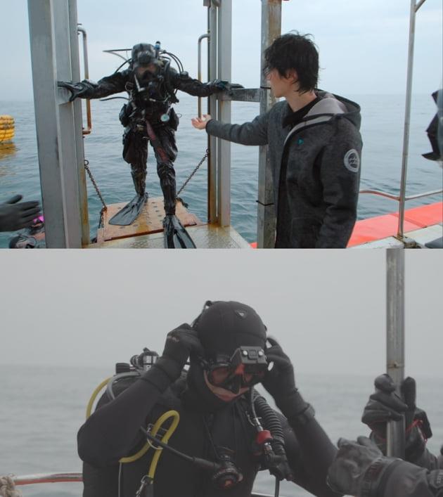 '바라던 바다' / 사진 = JTBC 제공