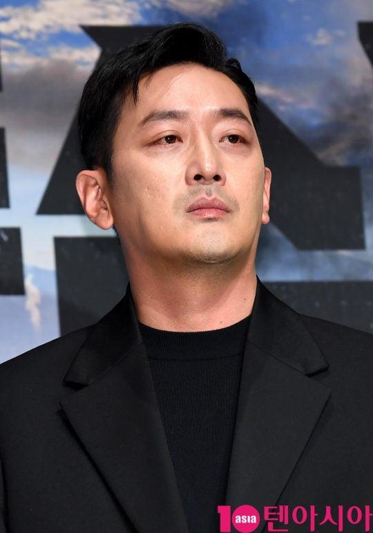 배우 하정우./ 사진=텐아시아DB