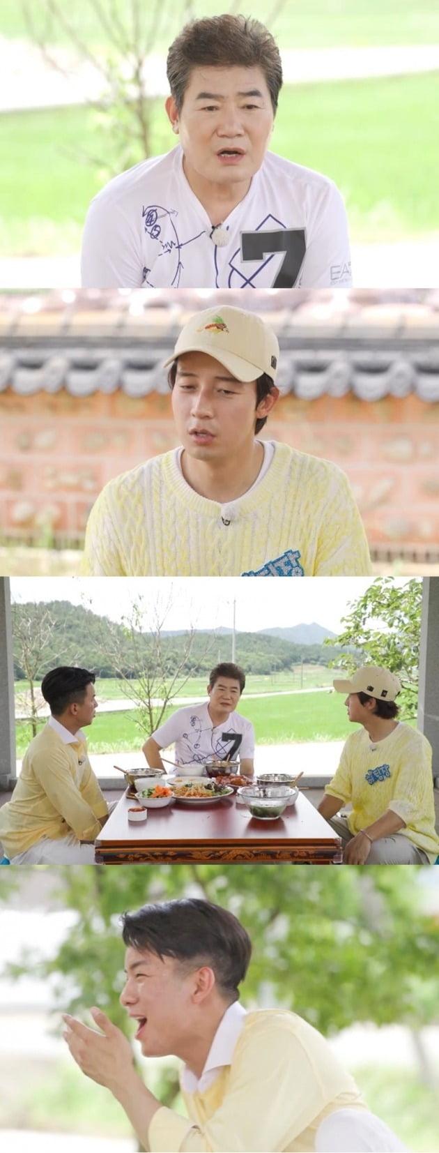 사진=KBS2 '랜선장터' 방송 화면.