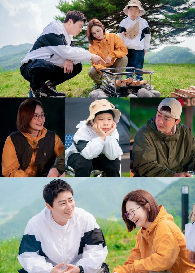 '슬의생2' 캠핑 스틸/ 사진=tvN 제공