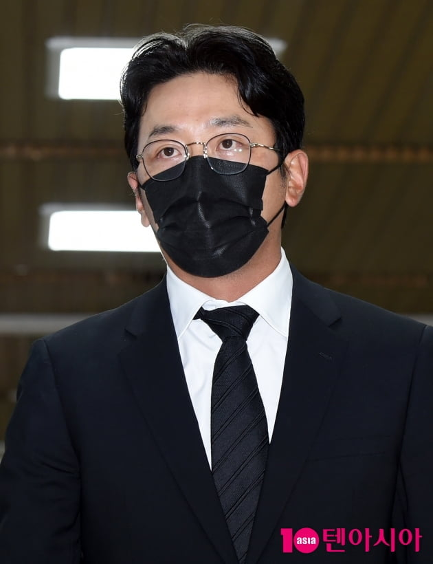 배우 하정우./ 사진=텐아시아 조준원 기자