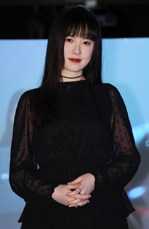 배우 구혜선/ 사진=텐아시아DB