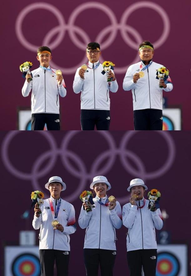 2020 도쿄올림픽 양궁 국가대표팀/ 사진=인스타그램