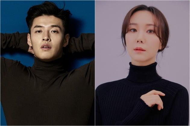 배우 강하늘, 이유영./사진제공=티에이치컴퍼니, 에이스팩토리