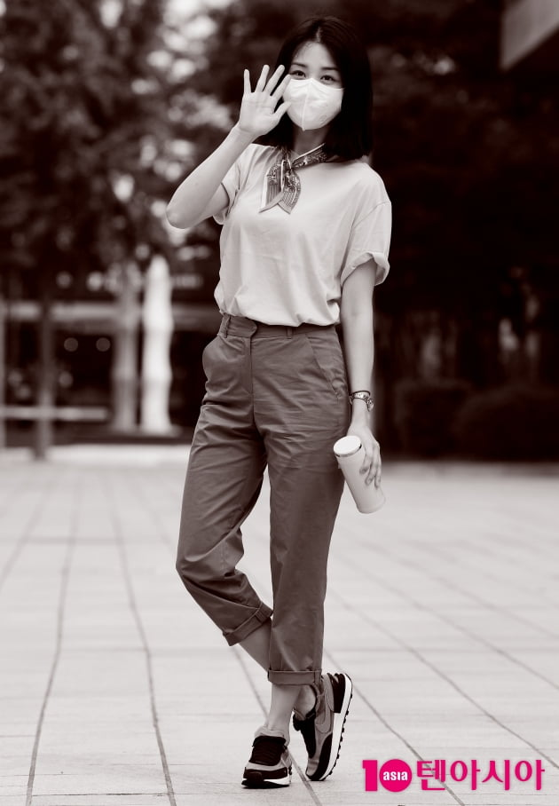 [TEN 포토] 박하선 '흑백을 뚫고 나오는 고혹美'