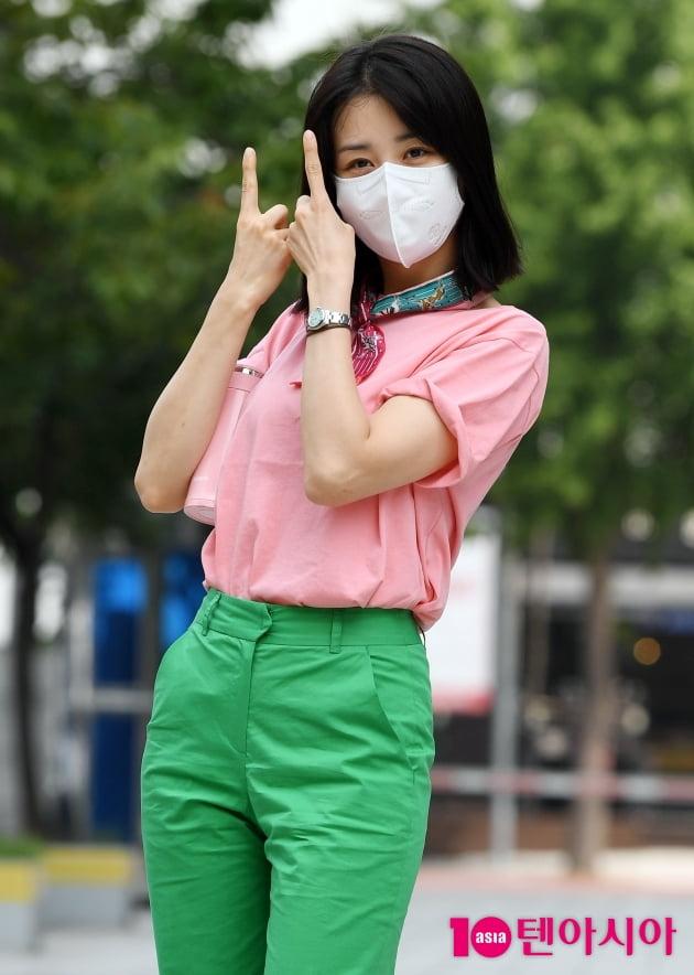 [TEN 포토] 박하선 '내가 11시 요정~'