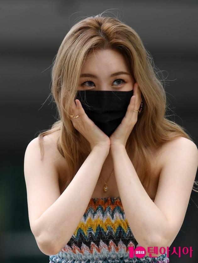 [TEN 포토] 선미 '화려한 꽃 한송이'