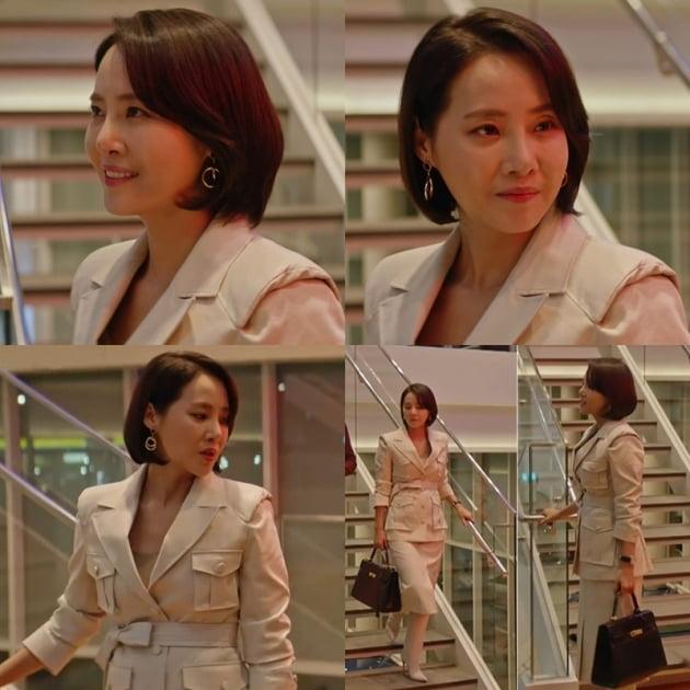 '더 로드' 강경헌 / 사진 = tvN 영상 캡처