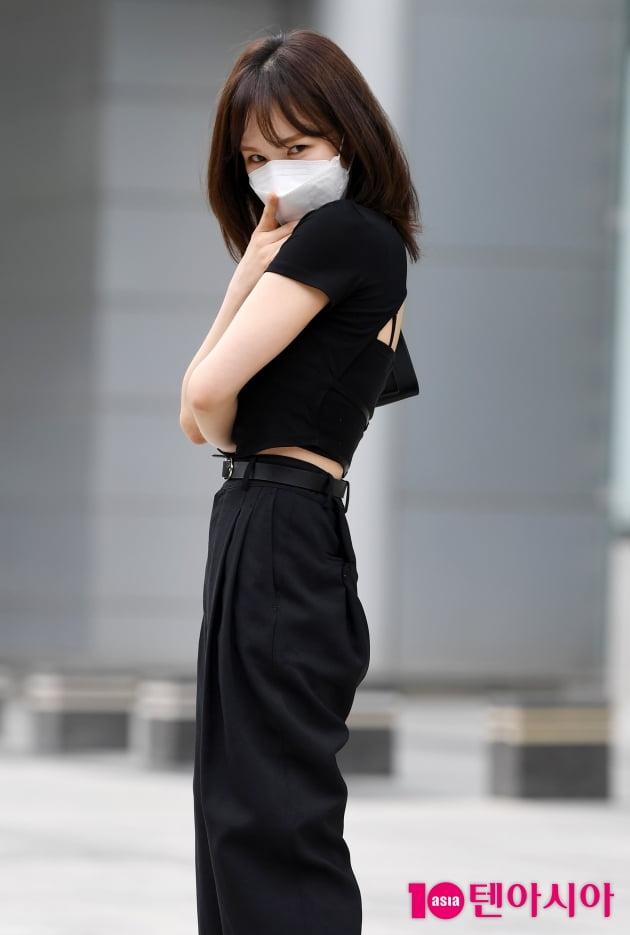 [TEN 포토] 레드벨벳 웬디 '오늘은 깨발랄'