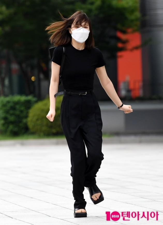 [TEN 포토] 레드벨벳 웬디 '바람도 질투하는 미모'
