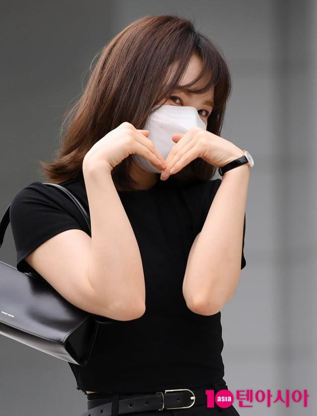 [TEN 포토] 레드벨벳 웬디 '달콤한 하트'