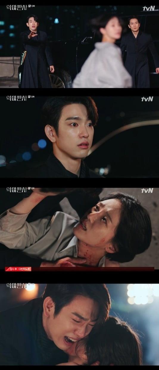 '악마판사' 13회/ 사진=tvN 캡처
