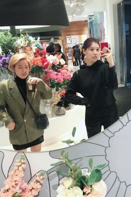 사진=김영희 인스타그램