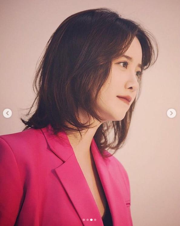 구혜선, 일상 속 빛나는 청순미모...얼짱출신 어느덧 데뷔 20주년[TEN★]