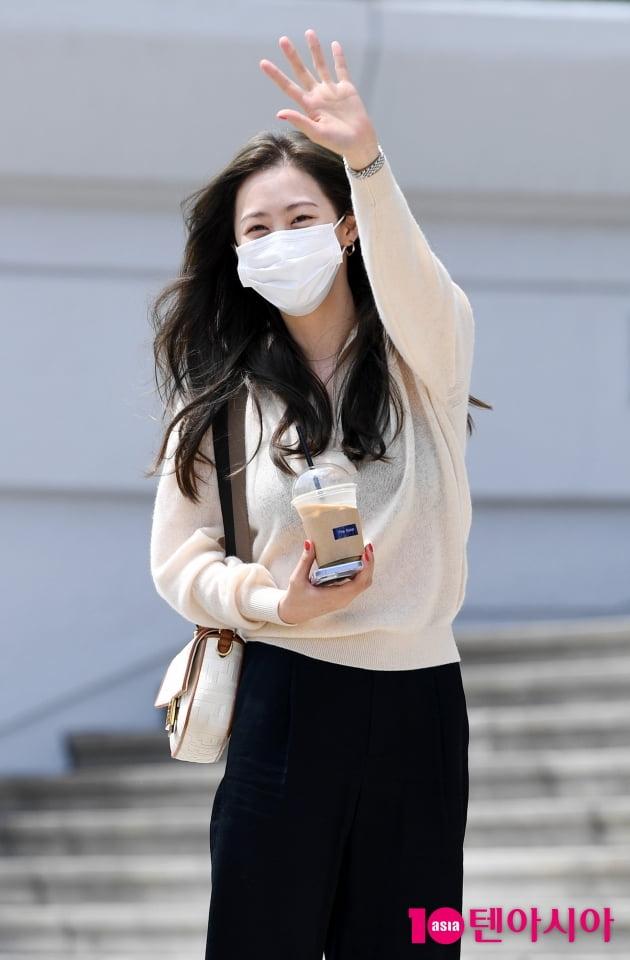 [TEN 포토]다솜 '가수로 돌아왔어요'