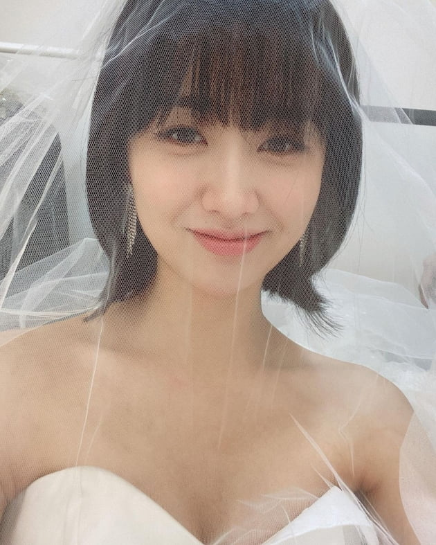 배우 박하선/ 사진=인스타그램 캡처