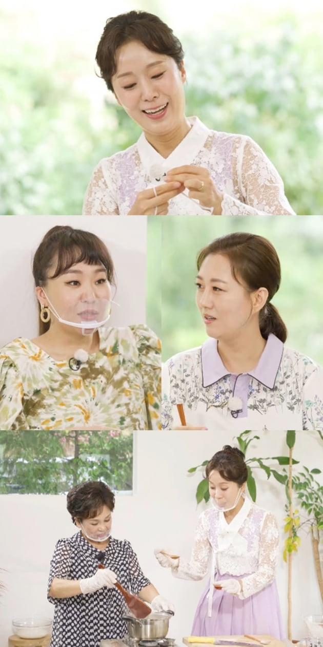 '랜선장터' 박애리/ 사진=KBS2 제공