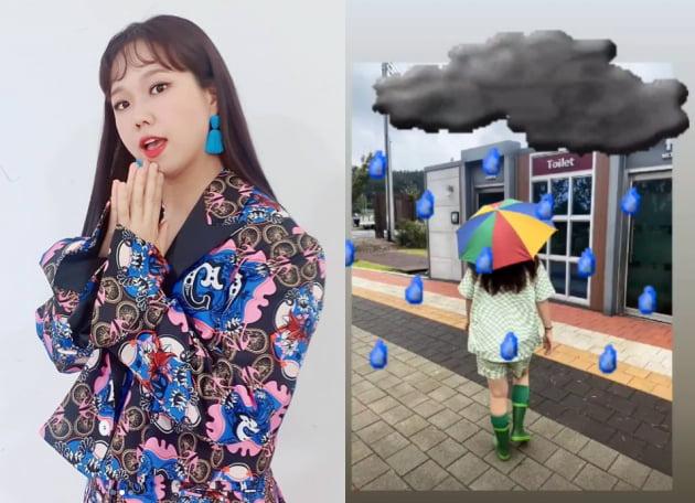 '16kg 감량' 홍현희, 아동용 사이즈도 딱 맞네…살 너무 빠진 듯 [TEN★]