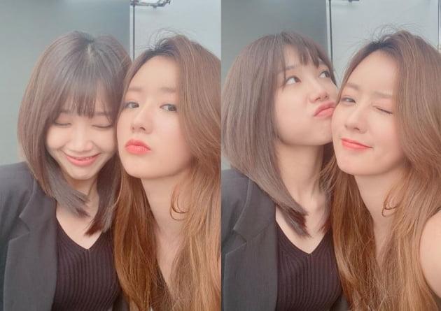 /사진=윤보미 인스타그램