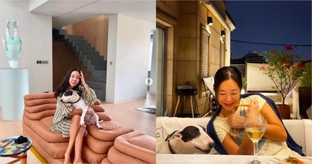 사진=이혜영 인스타그램
