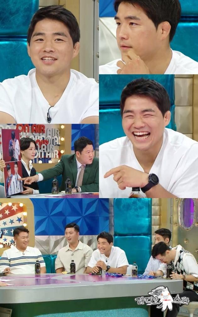 '라디오스타' 안창림/ 사진=MBC 제공