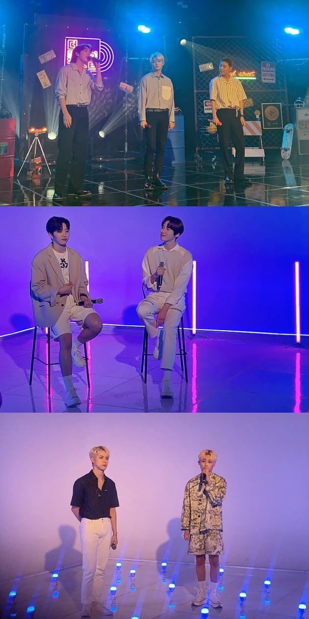 '더플레이리스트'  /사진=Mnet 제공