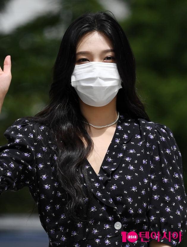 [TEN 포토] 레드벨벳 조이 '당기고 당겨도 무결점 미모'