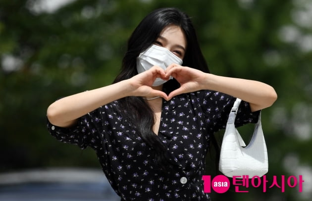 [TEN 포토] 레드벨벳 조이 '청량함 과다 섭취주의보'