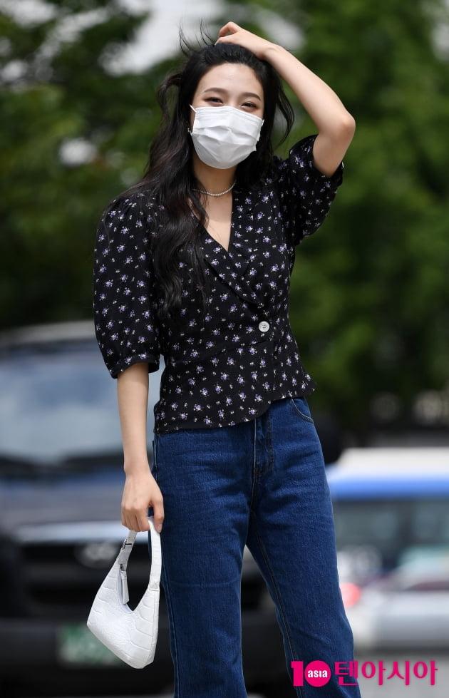 [TEN 포토] 레드벨벳 조이 '머리만 넘겨도 화보'
