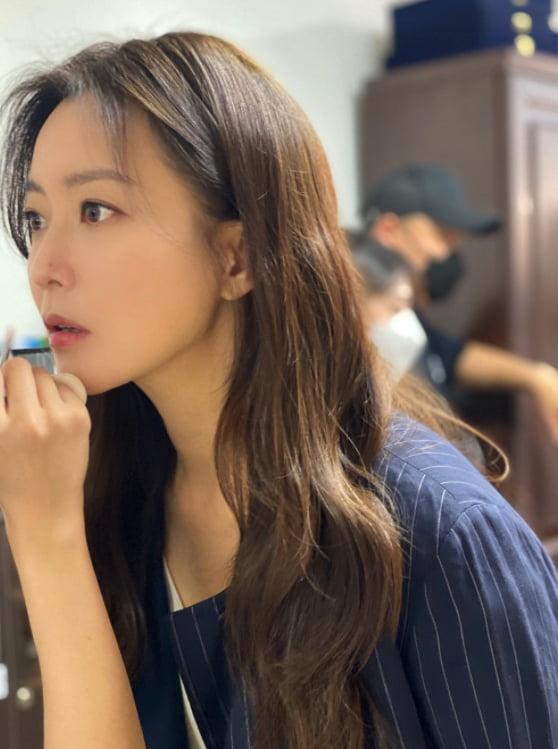 """김희선 열일에 반한 오또맘 """"미쳤..아 진짜 이뻐""""[TEN★]"""
