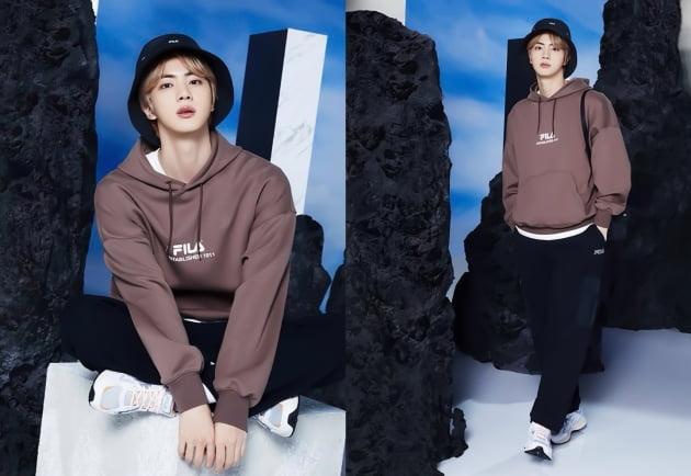 '매진왕' 방탄소년단 진, 슈퍼스타 글로우 솔드아웃 행진