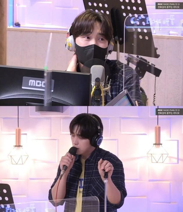 B1A4 산들 / 사진 = MBC FM4U 영상 캡처