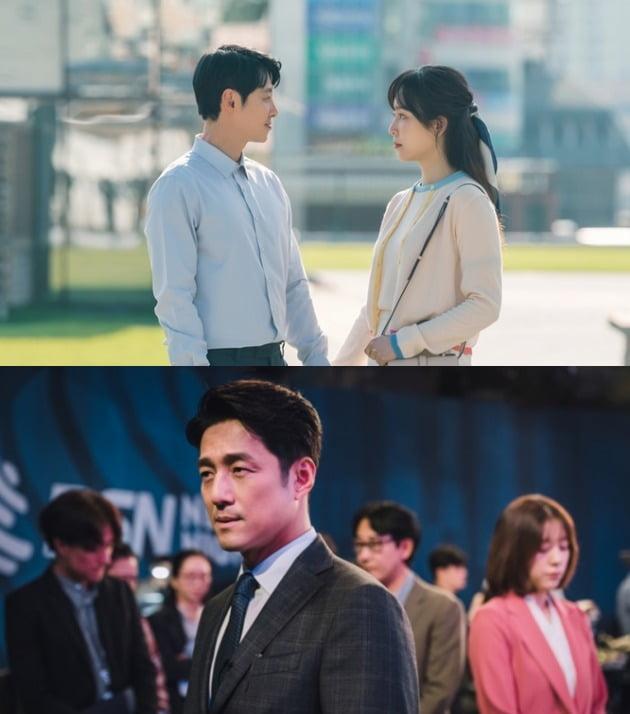 '너는 나의 봄'(위), '더 로드' 스틸컷./사진제공=tvN