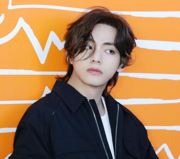 방탄소년단 뷔 자작곡 '블루 앤 그레이', 스포티파이 1억 3500만 돌파..B사이드 최고 기록