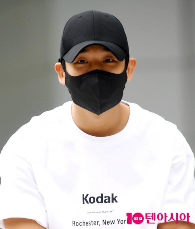 [TEN 포토] 정해인 '사랑스러운 눈맞춤'