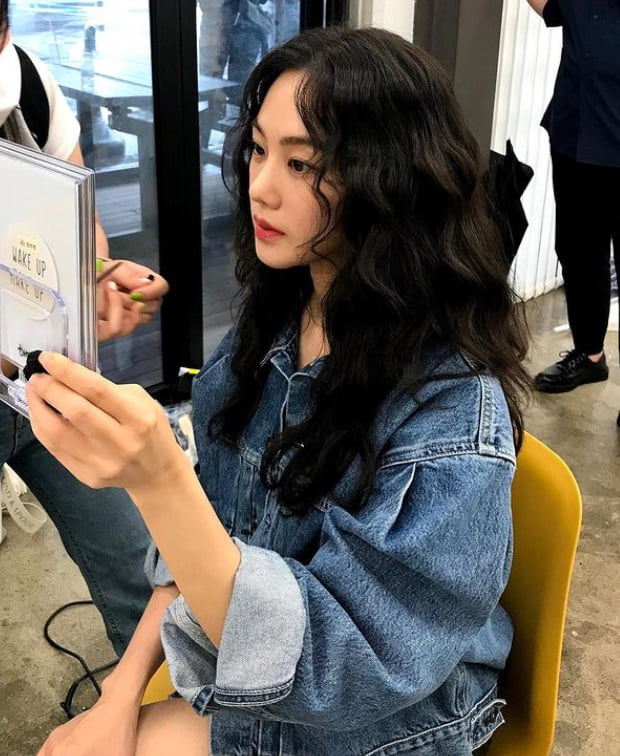 배우 한지은./ 사진=인스타그램