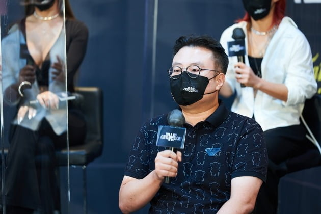 권영찬 CP./사진제공=Mnet '스트리트 우먼 파이트'