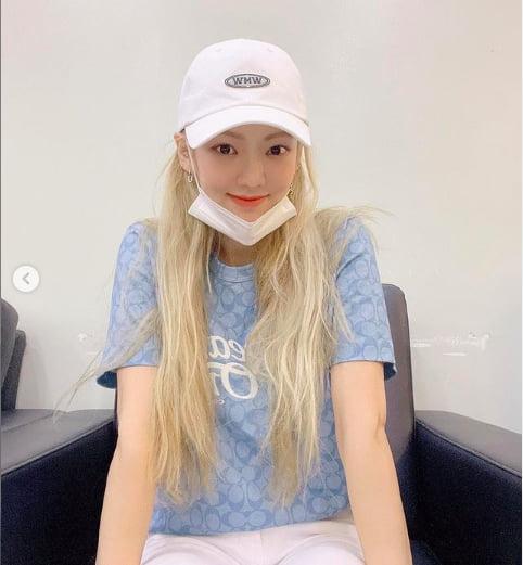 사진=KBS 쿨FM '정은지의 가요광장' 공식 인스타그램 캡처