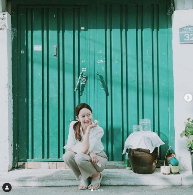 전혜빈, '광자매' 이번주면 길었던 촬영 끝...잊지 못할거[TEN★]