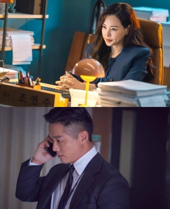 '원더우먼'(위), '검은태양' 스틸컷./사진제공=SBS, MBC