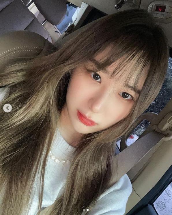 아이즈원 출신 이채연, 연습생 시절로 돌아간 듯한 눈빛...스우파 쉽지 않나?[TEN★]
