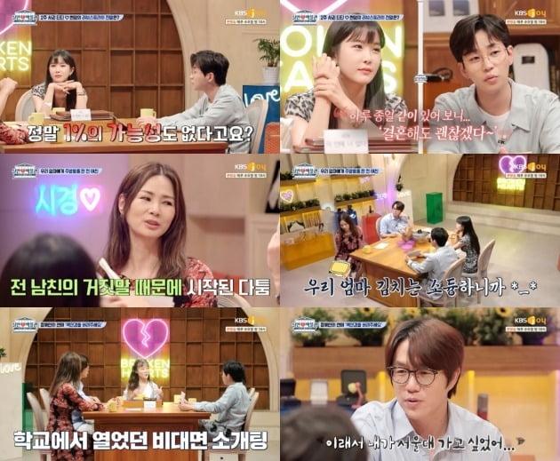 사진=KBS Joy '실연박물관'