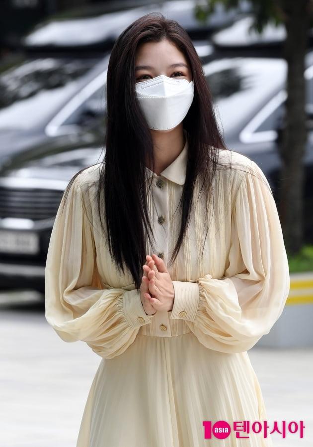 [TEN 포토] 김유정 '오랜만에 인사드려요'