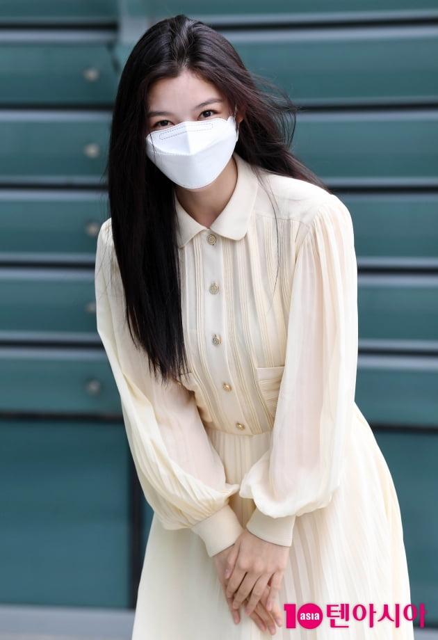 [TEN 포토] 김유정 '완벽 미모와 신비로운 분위기'