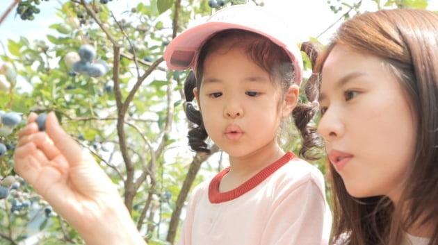 '내가 키운다' 조윤희(오른쪽)와 로아/ 사진=JTBC 제공