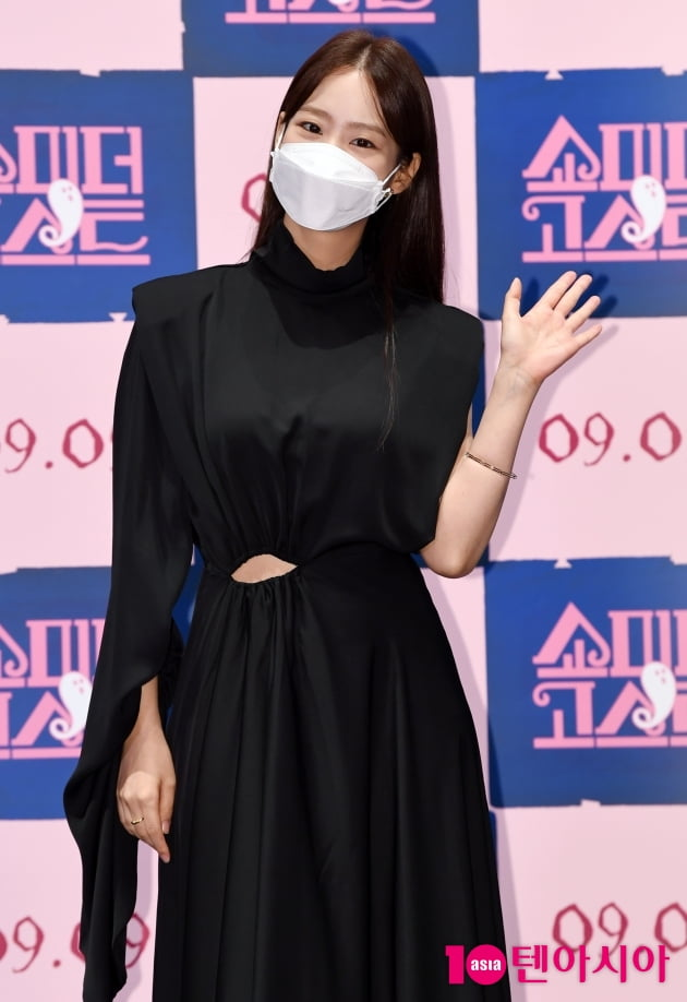 [TEN 포토] 한승연 '귀신안녕~ 난 청순요정'